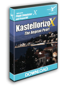 AEROSOFT - KASTELLORIZO X - THE AEGEAN PEARL V2 (DOWNLOAD)