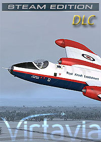 VIRTAVIA - ENGLISH ELECTRIC CANBERRA B.MK.2 FSX STEAM EDITION DLC