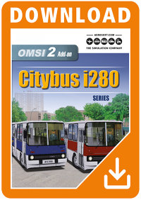 OMSI 2 - ADD-ON CITYBUS I280 SERIES
