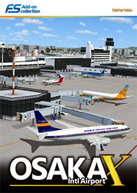 TECHNOBRAIN - FS ADD-ON COLLECTION OSAKA INTL AIRPORT FSX P3D