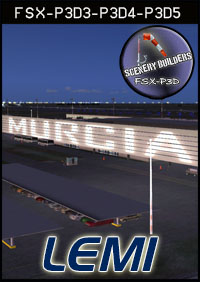 FSXCENERY - LEMI REGION DE MURCIA FSX P3D REVISED