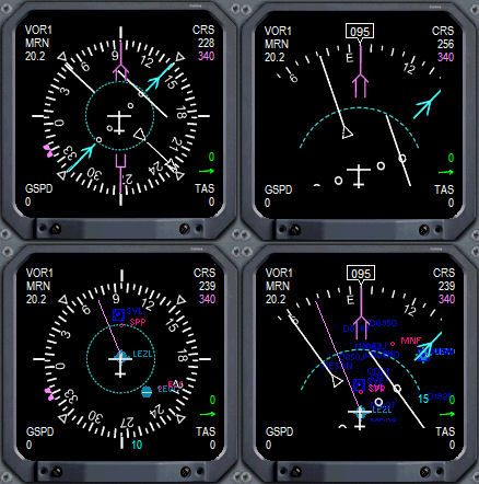 FRIENDLY PANELS - BEECHCRAFT 2D PANELS PACK V4