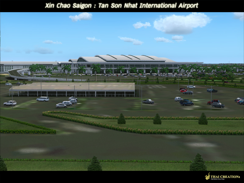 XIN CHAO SAIGON - TAN SON NHAT INTERNATIONAL VVTS FS2004