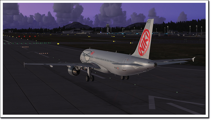 AEROSOFT - AIRBUS A320/A321 FSX P3D (DOWNLOAD)
