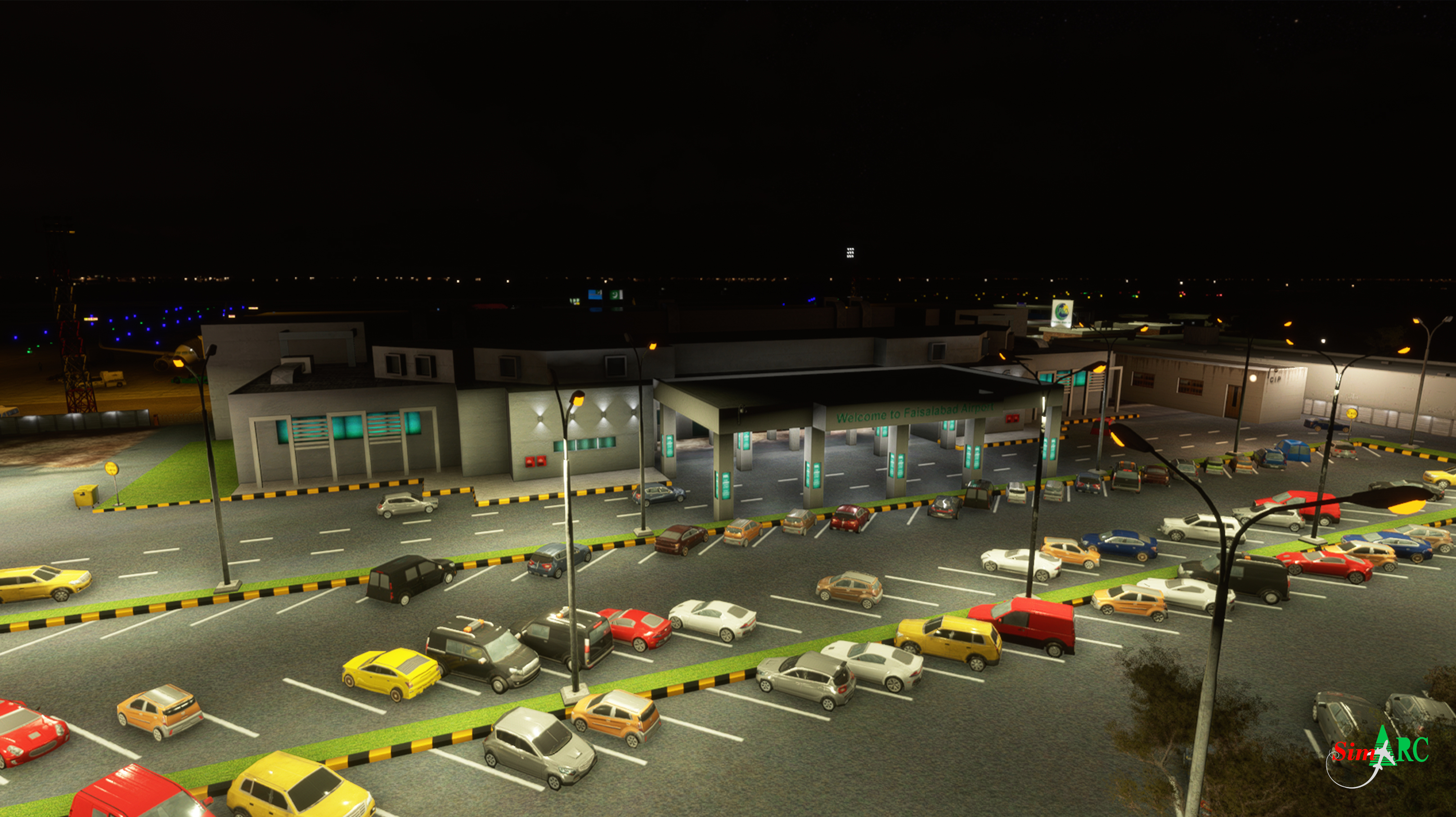 SIMARC - FAISALABAD INTERNATIONAL AIRPORT OPFA - MSFS