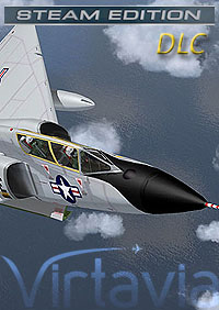 VIRTAVIA - F-106 DELTA DART FSX STEAM EDITION DLC