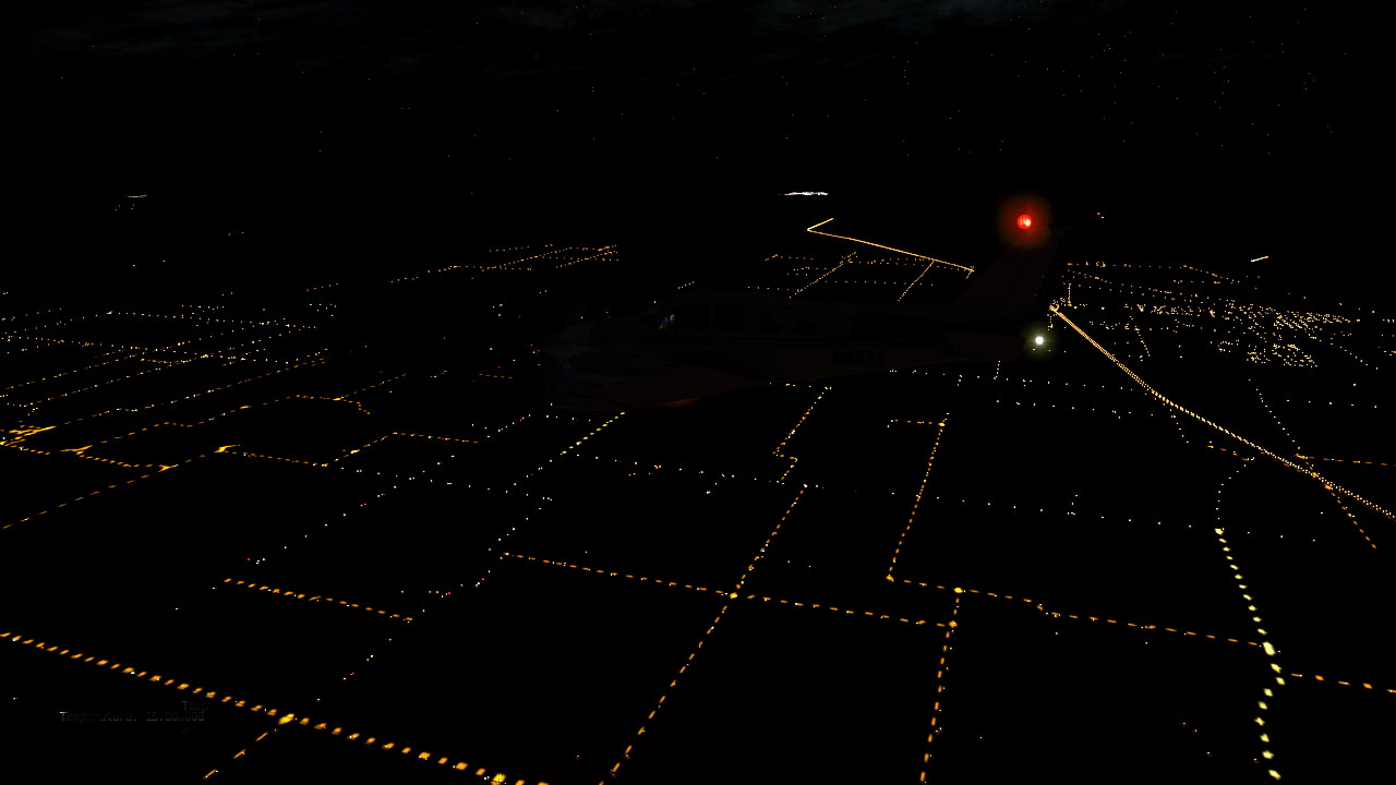 TABURET - NIGHT XP INDIANA OHIO KENTUCKY X-PLANE 10/11