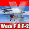 GOLDEN AGE - WACO F AND F-2 PACKAGE
