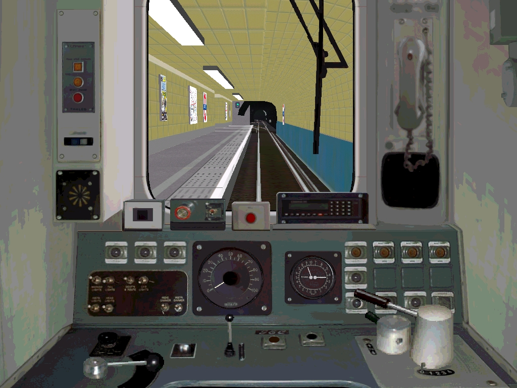 FIRST CLASS SIMULATIONS - HERTFORD LOOP