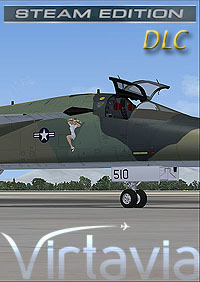 VIRTAVIA - F-111 AARDVARK FSX STEAM EDITION DLC