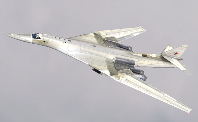VIRTAVIA - TU-160 BLACKJACK FSX STEAM EDITION DLC