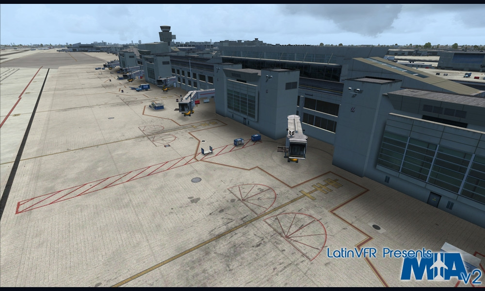 LATINVFR - MIAMI INTERNATIONAL AIRPORT KMIA V2 FS2004