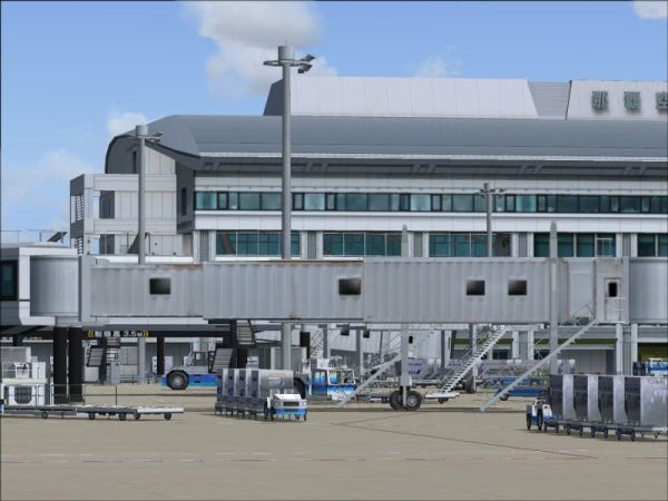 OVERLAND - JAPANESE AIRPORTS VOL9