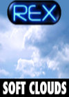 REX - SOFT CLOUDS  FSX P3D