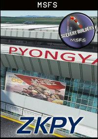 FSXCENERY -  ZKPY SUNAN PYONGYANG INTERNATIONAL AIRPORT MSFS
