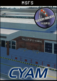 FSXCENERY - CYAM SAULT STE. MARIE AIRPORT MSFS
