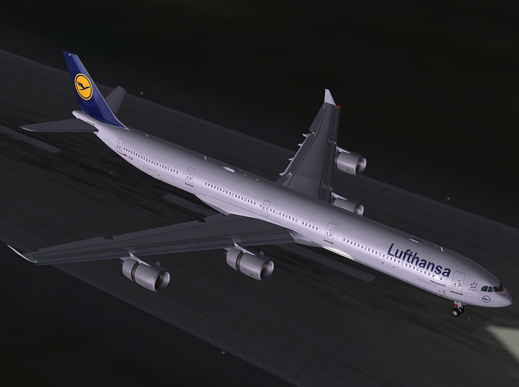 CLS - AIRBUS A340-500 + A340-600 COMBI PACK