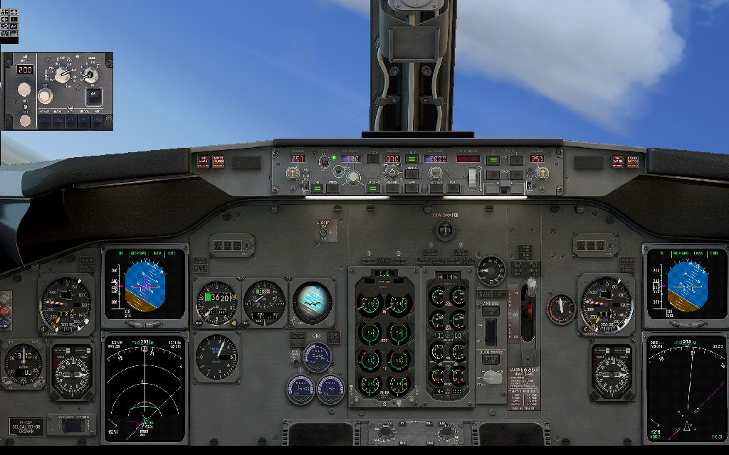 WILCO - 737 PILOT IN COMMAND EVOLUTION- FSX (DOWNLOAD)
