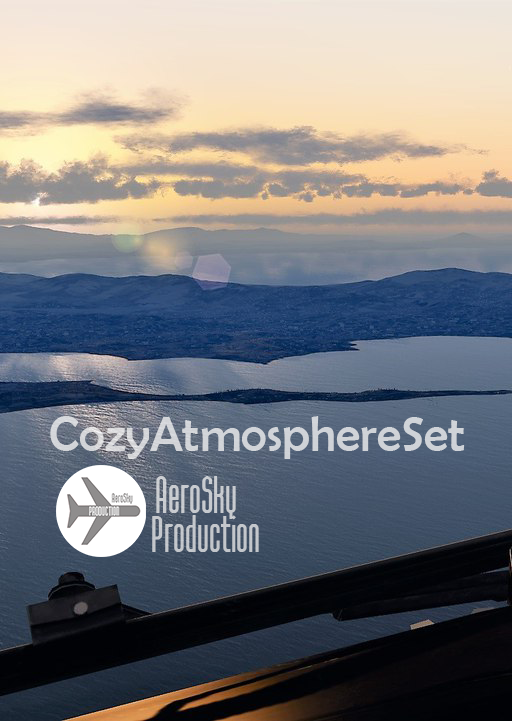 AEROSKY PRODUCTION - COZY ATMOSPHERE SET P3D4