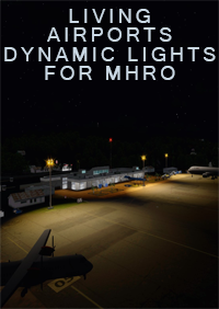 LIVING AIRPORTS - DYNAMIC LIGHTS FOR MHRO P3D