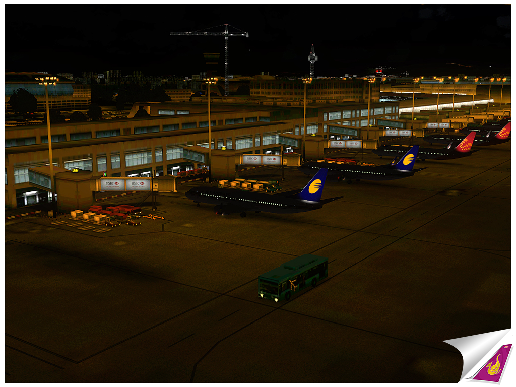 THAI CREATION - NAMASTE MUMBAI : CHHATRAPATI SHIVAJI INTERNATIONAL AIRPORT FS2004