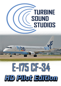 TURBINE SOUND STUDIOS - EMBRAER 175 PILOT EDITION FS2004