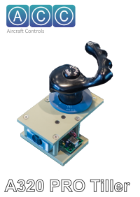 ACC AIR.CRAFT.CONTROLS. - A320PRO TILLER