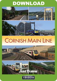 JUSTTRAINS - CORNISH MAIN LINE