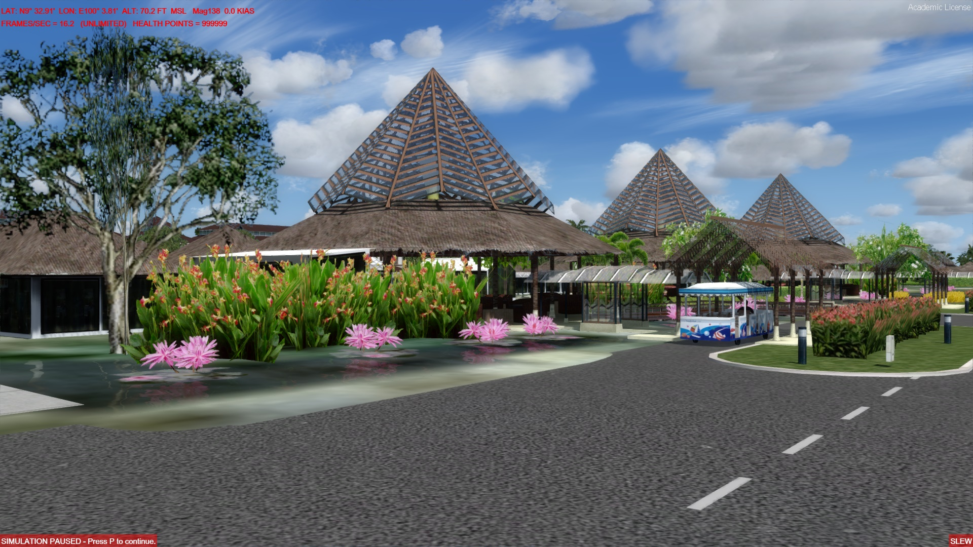 A_A SCENERIES - SAMUI INTERNATIONAL AIRPORT 2020 FSX P3D