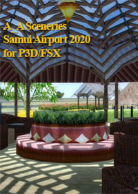 A_A SCENERIES - SAMUI INTERNATIONAL AIRPORT FSX P3D
