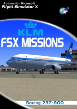 PERFECT FLIGHT - FSX MISSIONS – KLM BOEING 737-800 FSX