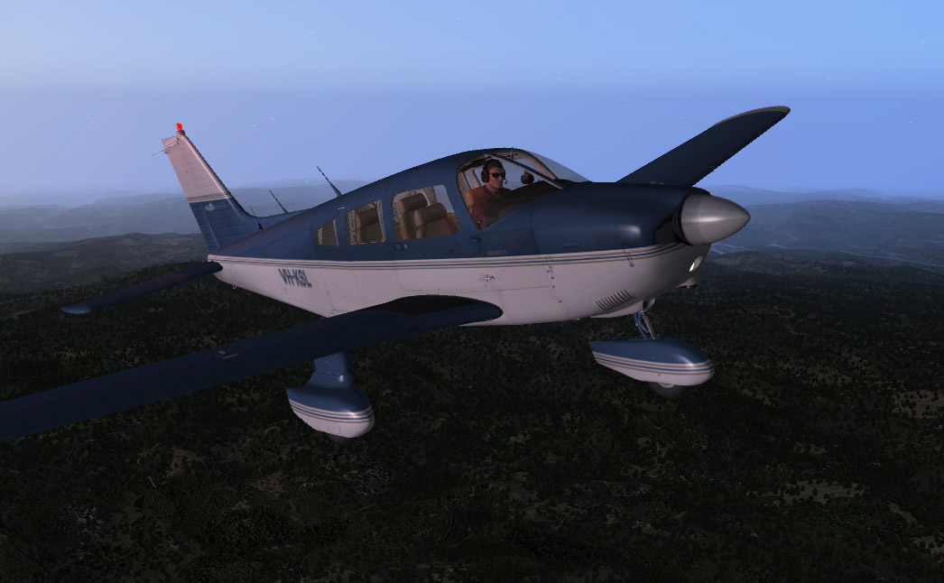 CARENADO - PA28 181 ARCHER II V3 X-PLANE 10