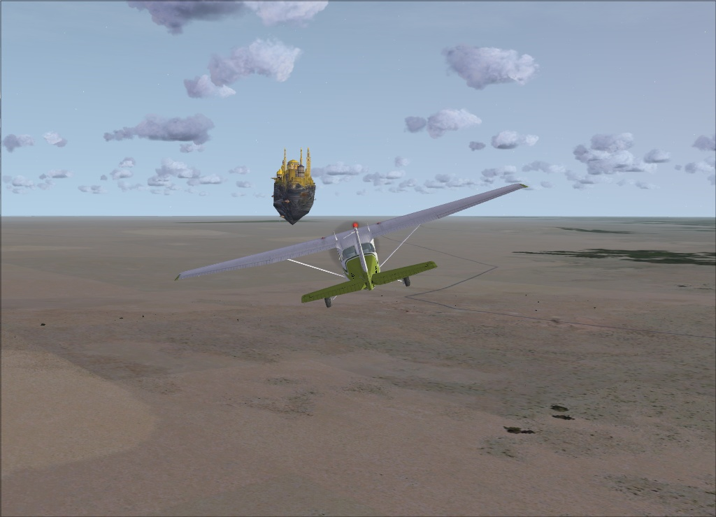 MARA MISSIONS - MAGICAL MYSTERY FLIGHTS