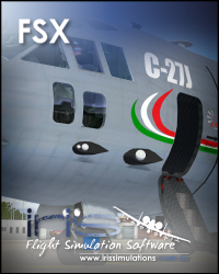 IRIS AIRFORCE SERIES - BATTLEFIELD AIRLIFTER FSX