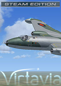 VIRTAVIA - ENGLISH ELECTRIC CANBERRA B.MK.2 FSX STEAM EDITION