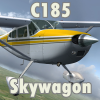 CARENADO - C185F SKYWAGON FS2004
