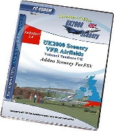 UK2000 VFR AIRFIELDS VOLUME 1 V2 FSX P3D