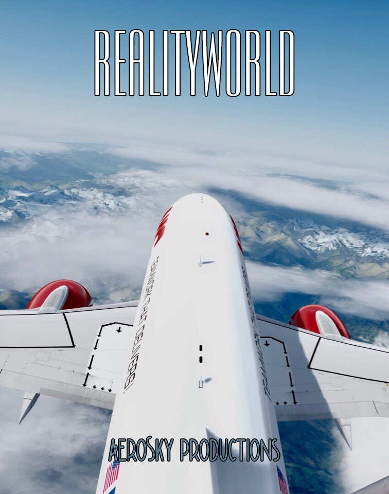 AEROSKY PRODUCTION - REALITY WORLD P3D 4.5