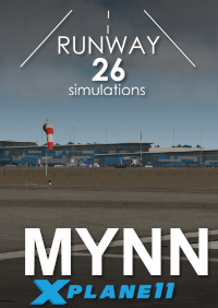 RWY26 SIMULATIONS - MYNN LYNDEN PINDLING INTERNATIONAL AIRPORT X-PLANE 11