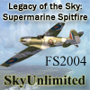 SU - LEGACY OF THE SKY: SUPERMARINE SPITFIRE