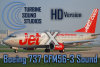 TURBINE SOUND STUDIOS - BOEING 737 CFM56-3B HD SOUNDPACK FSX