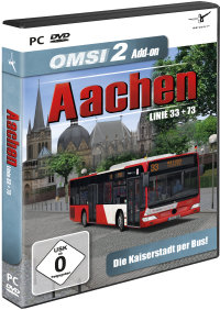 OMSI 2 - ADD-ON AACHEN