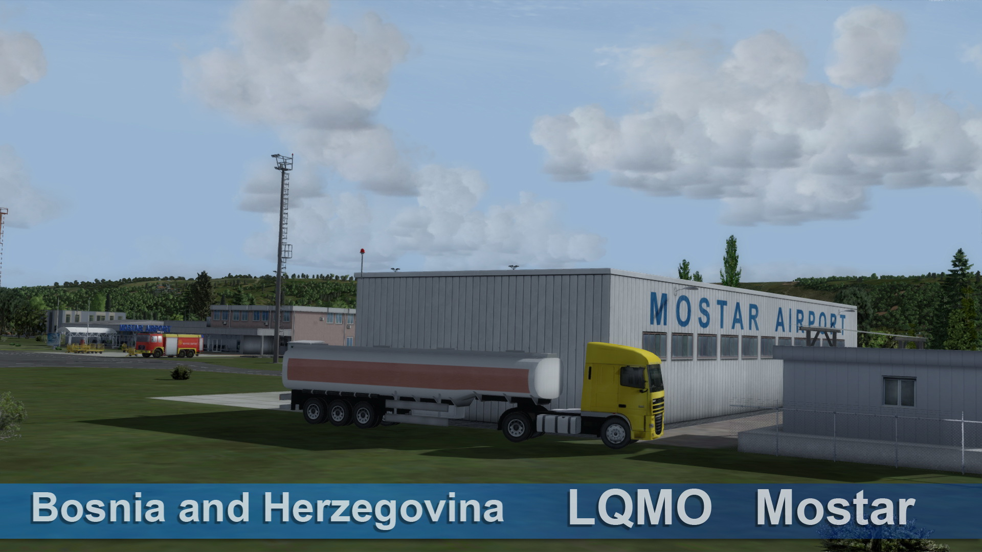 MACHINE WASHING DESIGN - LQMO MOSTAR FSX P3D4