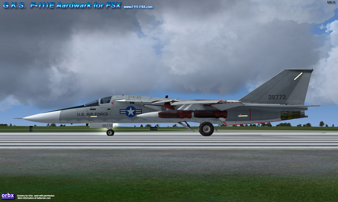 GKS - F-111E COLLECTOR'S EDITION
