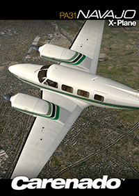 CARENADO - PA31 NAVAJO HD SERIES X-PLANE