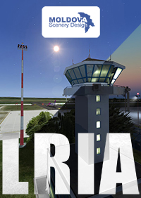 MLD SCENERY - LRIA - IASI INTERNATIONAL AIRPORT PREPAR3D V3