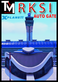 TAIMODELS - RKSI- INCHEON INTERNATIONAL AIRPORT- XPLANE 11