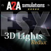 A2A SIMULATIONS - 3D LIGHTS REDUX FSX