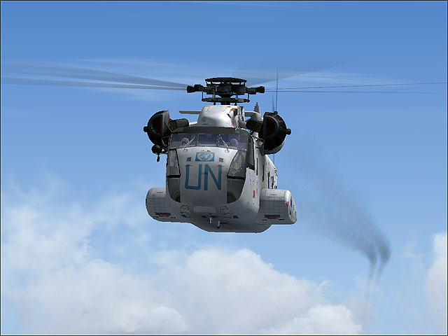 VIRTAVIA - CH-53A SEA STALLION