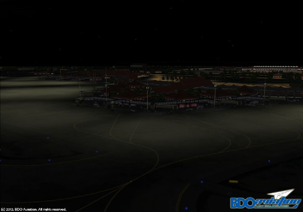 BDOAVIATION - SOEKARNO-HATTA INTERNATIONAL AIRPORT FS2004